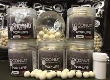Starbaits Probiotic Coconut with Eva Milk Pop Ups & Dips