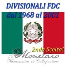 (Monetaio) Italia Rep. Italiana Divisionali 2° Scelta dal 1968 al 2001 Lire FDC