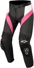 Alpinestars Stella Missile Leather Pants Powersports Motorcycle