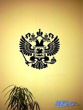 Wandtattoo Wappen Russland 2 Wandaufkleber Moskau Putin