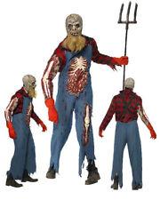 Costume Halloween Carnevale Adulto Zombie Alieno Hillbilly Smiffys *17025