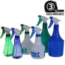 Main vide déclencheur spray eau bouteille en plastique voiture nettoyage pulvérisateur jardin fleur