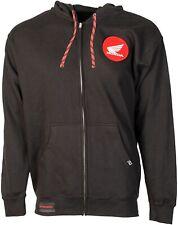 Factory Effex Honda Badge Hooded Zip-Up Sweatshirt  - Mens Sweatshirt