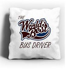 DEL MONDO MIGLIORE Bus Driver cuscino