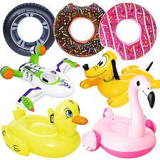 Aufblasbares BESTWAY Schwimmtier Schwimmring Flamingo Luftmatratze Donut-Reifen