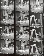 IT TAKES A THIEF JOE LOUIS ON SET RARE '69 ABC TV PHOTO