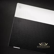 SopiGuard 3M Avery Carbon Fiber Skin Top Bottom Side for Google PixelBook
