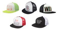 NEW Volcom SHHH It's A Trucker Womens Snapback Cap Hat