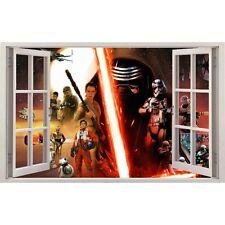Stickers fenêtre Star Wars réf 11150