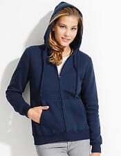 Women Hooded Zipped Jacket Seven | SOLs