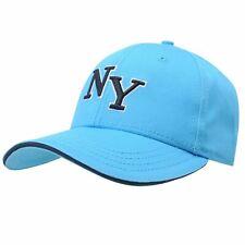 Casquette NEW YORK NY No Fear Homme NEUF Bleu / Cap Mens Blue NEW