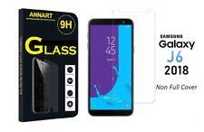 Film Vitre Verre Trempe Protecteur d'écran Samsung Galaxy J6 2018
