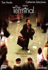The Terminal (2004) DVD