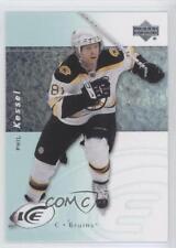 2007-08 Upper Deck Ice #19 Phil Kessel Boston Bruins Hockey Card