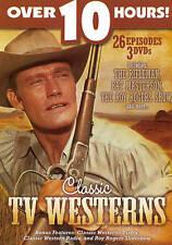 Classic TV Westerns (3pc) (Rmst B&W Dol) DVD***NEW***