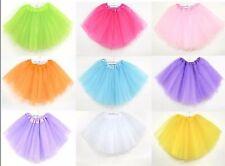 AU Seller Women lady Adult Dance Ballet Skirt Tutu Dress Party Costume Dancewear
