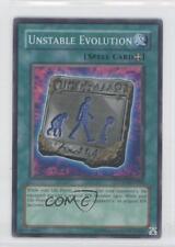2008 Yu-Gi-Oh! The Duelist Genesis #TDGS-EN060 Unstable Evolution YuGiOh Card