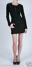 MET in Jeans RAUNAVEST Black Dress