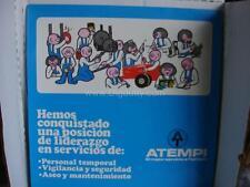 Atempi HEMOS CONQUISTADO UNA POSICION DE LIDERAZGO EN SERVICIOS -Vinyl LP