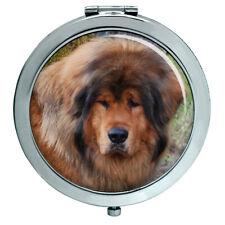 Tibetan Mastiff Compact Mirror