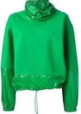 Adidas by Stella McCartney Neoprene Rich Green Sweatshirt nwt G8883