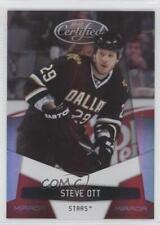 2010-11 Certified Mirror Red #48 Steve Ott Dallas Stars Hockey Card