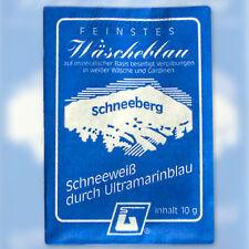 Wäscheblau (GP 1,-€/10g) Ultramarin Gardinen Waschmittel Wäscheweiss Landshop24