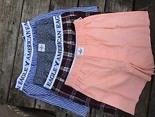 AMERICAN EAGLE MENS Underwear Boxers SIZE XS, S, M, L,XL