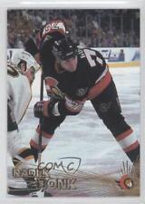 1997-98 Pacific Crown Collection #331 Radek Bonk Ottawa Senators Hockey Card