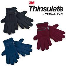 Ladies Thinsulate Thermal Polar  Fleece Gloves