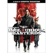 Inglourious Basterds (DVD, 2009) Michael Fassbender Christoph Waltz Diane Kruger