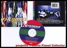 "THUNDER ""Their Finest Hour"" (CD) Best Of 1995"