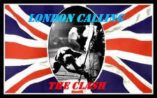 The Clash FRIDGE MAGNET 6x8 British Punk Rock Magnetic Poster Print #AP