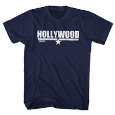 Top Gun Movie Action Drama Hollywood Navy Heather Adult T-Shirt Tee