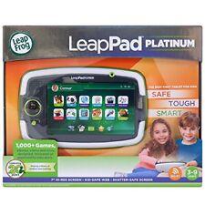 LeapFrog LeapPad Platinum Kids Learning Tablet, Green