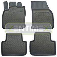 Tappetini in gomma / TPE 3D Premium per VW Volkswagen Golf Sportsvan R-Line V 2C