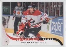 2009-10 O-Pee-Chee Canadian Heroes #CB-DH Dan Hamhuis Nashville Predators Card
