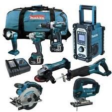 12tlg. MAKITA 18V Akku Werkzeug Set +DTW281 RMJ Schlagschrauber +DJV180z y1j rtj