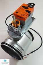 VentilationNord Absperr- Regelklappe Motor Stellantrieb 24V 0-10V Potentiometer