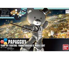 PETIT'GGUY Bear HG PAPAGGUY Yuuma Kousaka' Mobile Suit 1/144 Model kit Bandai