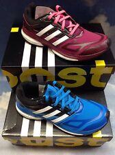 Adidas Response Boost TechFit Running Shoe Youth Size 3.5 to 7 / Women Size 8.5