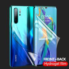 For Huawei Mate 20 P30 Pro Nova 5 10D Full Matte Hydrogel Film Screen Protector