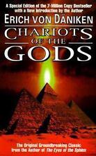 Chariots of the Gods by Erich von Däniken Paperback free usa shipping daniken