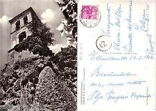 U50, Cartolina - PIEDIVALLE - PERUGIA - ABBAZIA SAN EUTIZIO, CAMPANILE