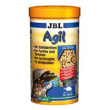 JBL Agil Futtersticks Hauptfutter für Wasser- und Sumpfschildkröten