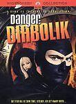 Danger: Diabolik (DVD, 2004)