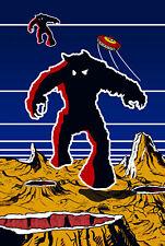 187806 Space Invaders Game MAME Arcade Atari PS4 Wall Print Poster CA