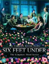 SIX FEET UNDER COMPLETE THIRD SERIES 3 DVD Box Set All Episodes Brand New UK Rel