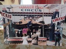 Amazing 1942 Coney Island Brooklyn Circus NYC New York City Color 8 X 12 Photo