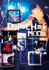 DEPECHE MODE Touring the Angel Live in Milan italy 21 songs + bonus booklet DVD